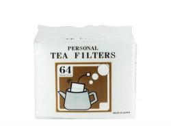 Popierinis filtras arbatai, 64 vnt.