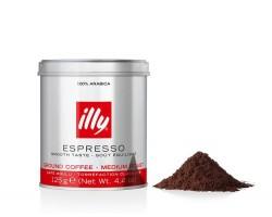 illy espresso malta kava, 125g