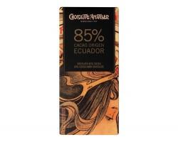 Juodasis šokoladas ECUADOR 85%, 70g