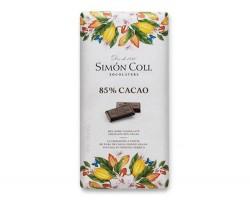 Juodasis šokoladas SIMON COLL 85%, 85g