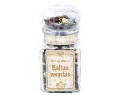 Šventinė baltoji arbata BALTAS ANGELAS (stikl.), 45g