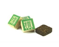 Pu Erh arbatos kubeliai