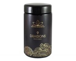 Žalioji arbata 9 DRAGONS, 70g (IND.)