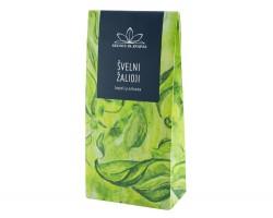 Švelni žalioji lapelių arbata, 70g (PAK.)