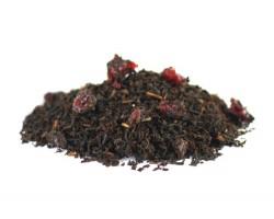 Juodoji arbata su MIŠKO UOGOMIS