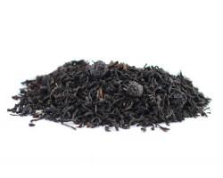 Juodoji arbata su MĖLYNĖMIS
