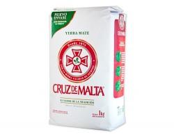 Matė CRUZ de MALTA, 1 kg (nevalyta)