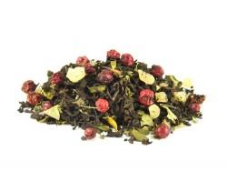 Juodoji arbata PU ERH su VAISIAIS ir UOGOMIS