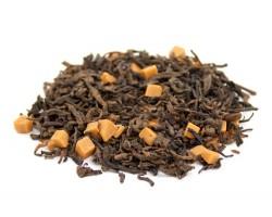 Juodoji arbata PU ERH CARAMEL
