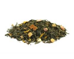 Žalioji arbata Sencha Ginger-Lemon