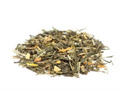 Žalioji arbata su ŽENŠENIU ir CITRINA
