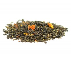 Žalioji arbata su ŠALTALANKIAIS