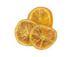 Apelsinų cukatos riekelėmis