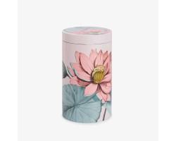 Dėžutė arbatai ir kitiems biriems produktams PADMA, rožinė, 500g