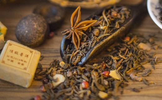 Puerh arbata